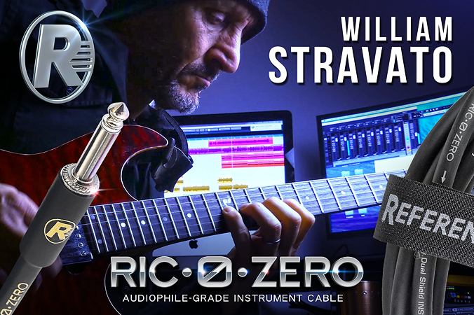 WILLIAM STRAVATO parla del RIC-0-ZERO